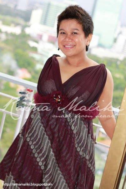 Foto Model Gaun Tidur Foto Model Gaun Batik Untuk Ibu