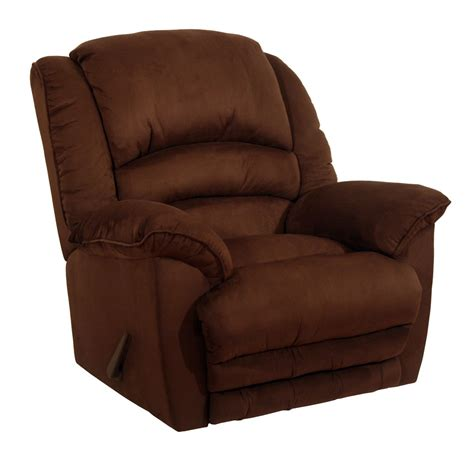 Comfort Recliner Chaise by Catnapper Revolver Chaise Rocker Recliner With Heat And