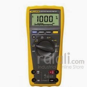 Jual Multimeter jual digital multimeter fluke 177 harga murah agen fluke indonesia