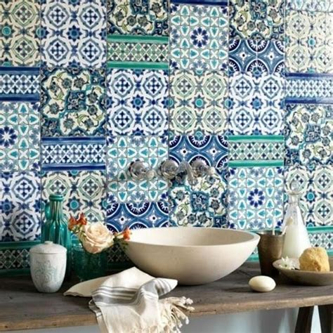 moroccan backsplash tiles best 25 moroccan tile backsplash ideas on