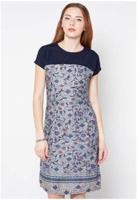Dress Wanita Semi Navy 17 best ideas about batik dress on batik