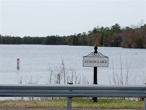 Atsion Lake Cabins by Wharton State Forest A New Jersey Forest Located Near