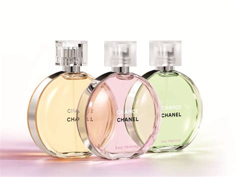 Parfum Chanel chanel chance for an independent analyze
