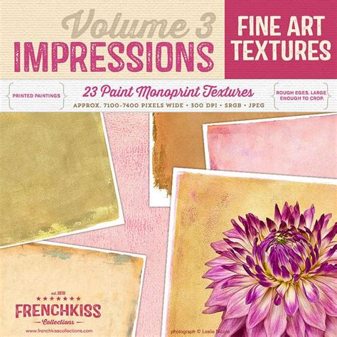 Gift Card Impressions Video Card - paint impressions fine art texture collection v 3 french kiss collections