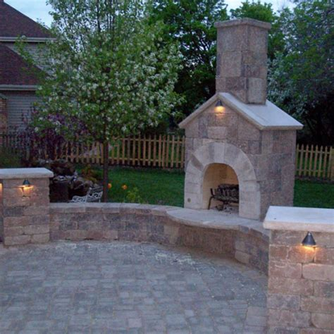 diy pit chimney fireplaces circular fit pits outdoor fireplaces d m outdoor living spaces