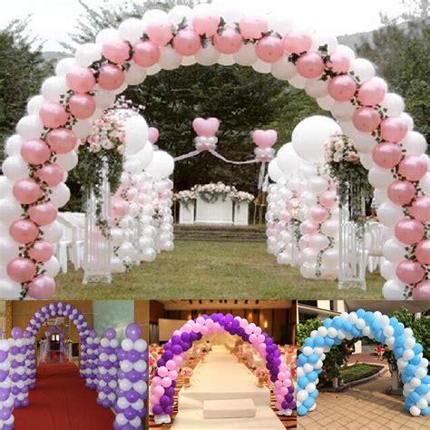 decoracion globos boda arco de globos decoraciones compra lotes baratos de arco