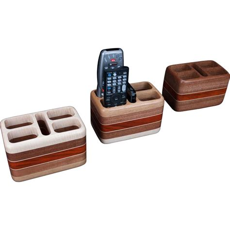 remote control holders for recliners oak wood remote holder ode to wood
