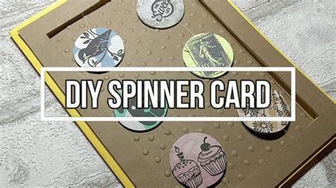 throwback thursday diy 90s pogs spinner card
