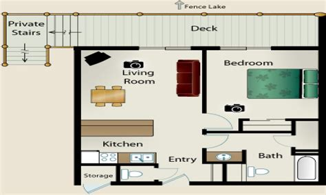 floor plan for 1 bedroom house small one bedroom house floor plans simple small house