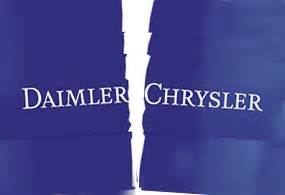 Damler Chrysler Daimlerchrysler To Sell Majority Chrysler Stake Fleet