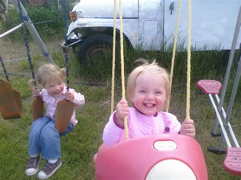 when is baby too old for swing our life one liners and a ham