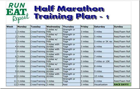 To Half Marathon Program by Half Marathon For Beginners