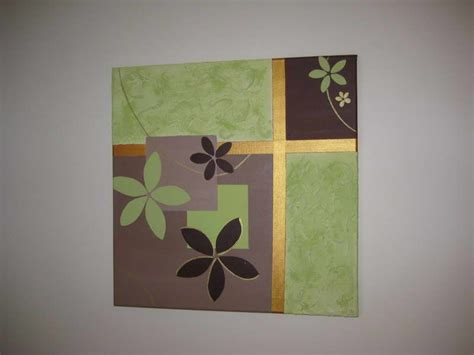 home decor wall painting ideas walls homemade wall art with flowers motif homemade wall