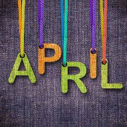 hello april days a marvelous touch