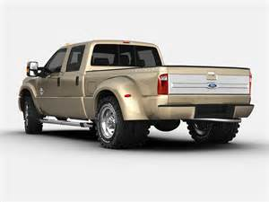 ford f450 duty 2013 3d models cgtrader