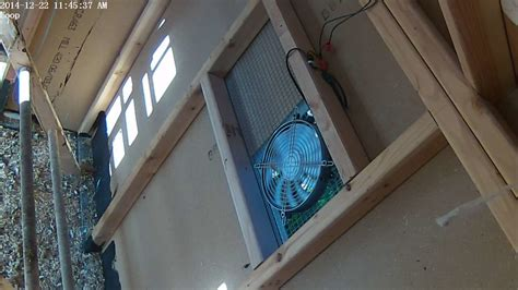 chicken coop ventilation fans solar powered fully automated chicken coop with wifi