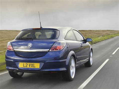opel astra 2005 sport vauxhall astra sport hatch 2005 picture 15 of 27