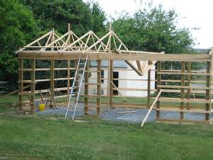 pole barn house construction how to pole building construction woodworking projects