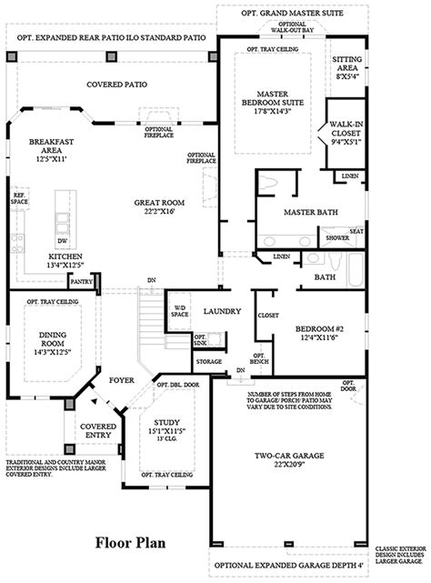 private collection model traditional floor plan toll brothers at inspiration broomfield collection quick