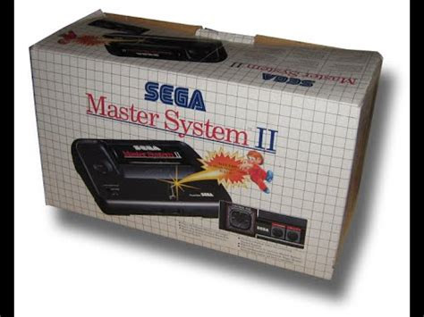 Master A 1 2 End sega master system 2 console cupodcast