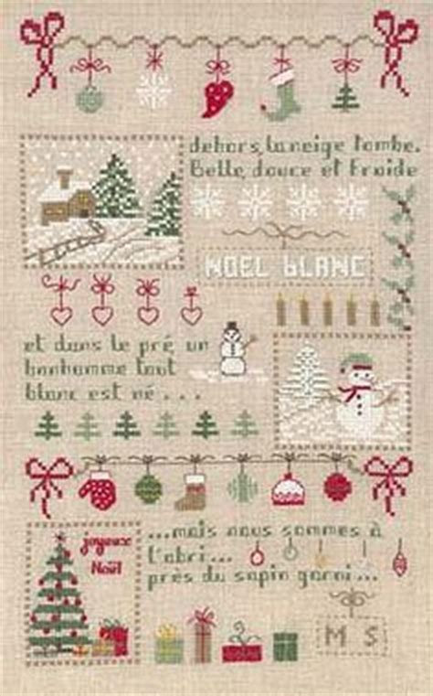 point de croix xmas cross stitch point de croix on cross stitch charts cross stitches and bonheur