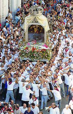 programma festa madonna della consolazione reggio calabria reso noto il programma per la festa della madonna della