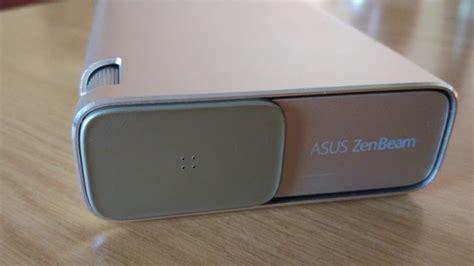 Proyektor Mini Asus Zenbeam Go E1z review menjajal asus zenbeam go e1z proyektor sekaligus p