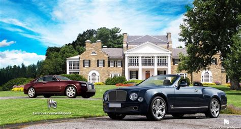 bentley ghost coupe wildspeed draws the rolls royce ghost coup 233 and bentley