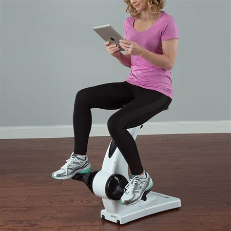 Home And Garden Decor Catalogs by Sitncycle Active Sitting Exercise Bike The Green Head