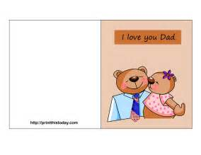 free father s day cards printable