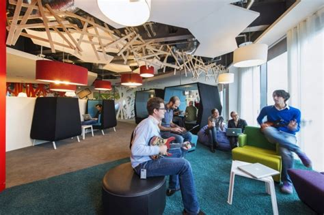 dublin google google ireland office by camenzind evolution dublin