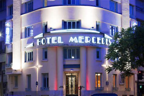 best western mercedes parigi hotel mercedes voiture galerie