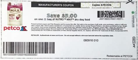 petsmart food coupons petsmart free food coupon 28 images petperks members check email for 10 30