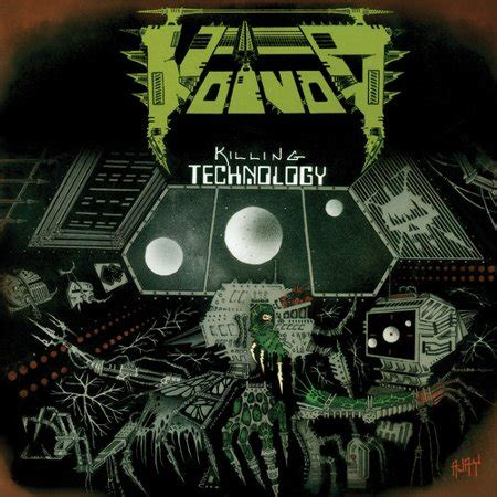 The Voivod A Ghost Story voivod nothingface kamisco