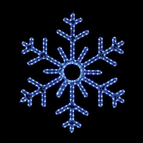 outdoor snowflake lights shop lighting specialists 3 ft snowflake outdoor