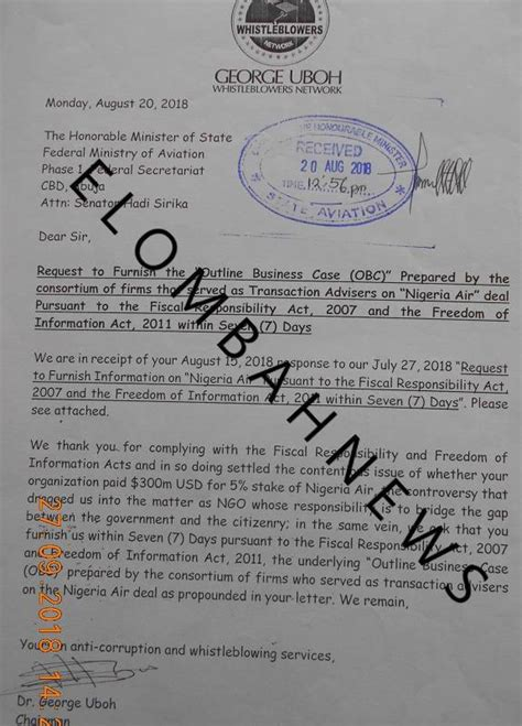 catamaran nigeria limited purported nigeria air partners deny involvement in any
