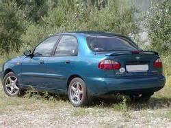 1998 Daewoo Lanos 1998 Daewoo Lanos Partsopen