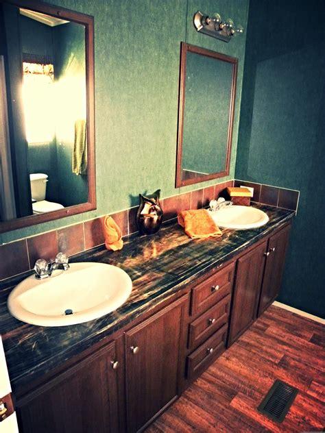 da vinci bathrooms the da vinci ii mm30453d manufactured home floor plan or