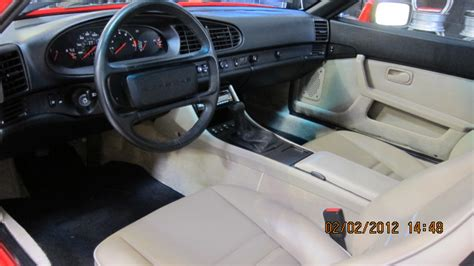 how does cars work 1987 porsche 944 interior lighting 16k mile 1987 porsche 944 for sale german cars for sale blog