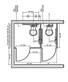 dimensions of a bathroom stall multi user commercial toilet rooms accessibility services