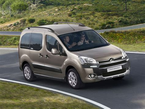 citroen berlingo citroen berlingo xtr multispace 2012