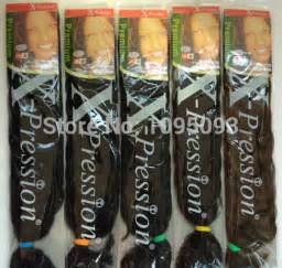 why use expressions hair for braiding 165g kanekalon hair 82 inch synthetic hair extension x