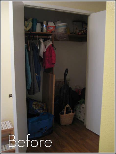 operation organization front closet part 1
