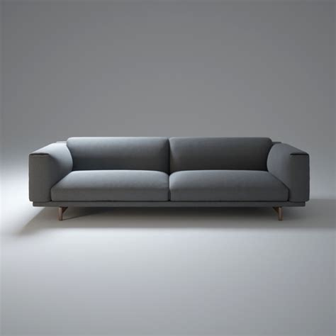 muuto sofa 3d model muuto sofa