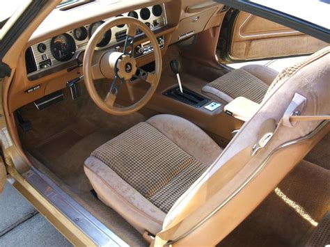 1979 Trans Am Interior by 1979 Pontiac Trans Am 2 Door Coupe 101976