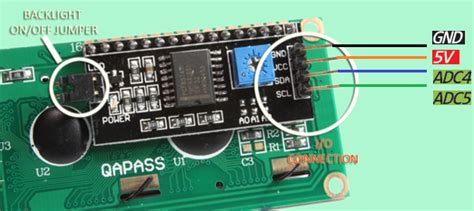 I2c Lcd Back Pack For Arduino arduino i2c lcd backpack introductory tutorial