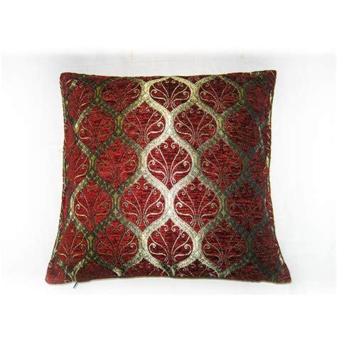 ottoman cushion covers ottoman burgundy cushion cover