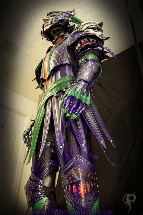 medieval joker armor 3
