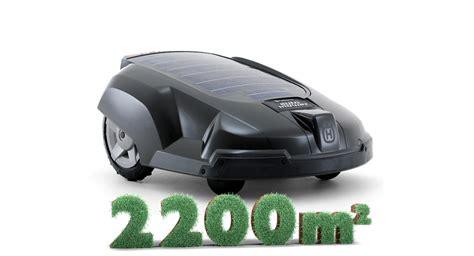 Husqvarna Automower Solar Hybrid 1421 by Robot Automower 210c Robotics Today