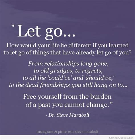 the science of starting how to let go of the past turn your into strength and rebuild your from scratch books let things be quotes quotesgram